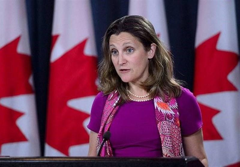 ادعای وزیر خارجه کانادا درباره دخالت خارجی در انتخابات این کشور