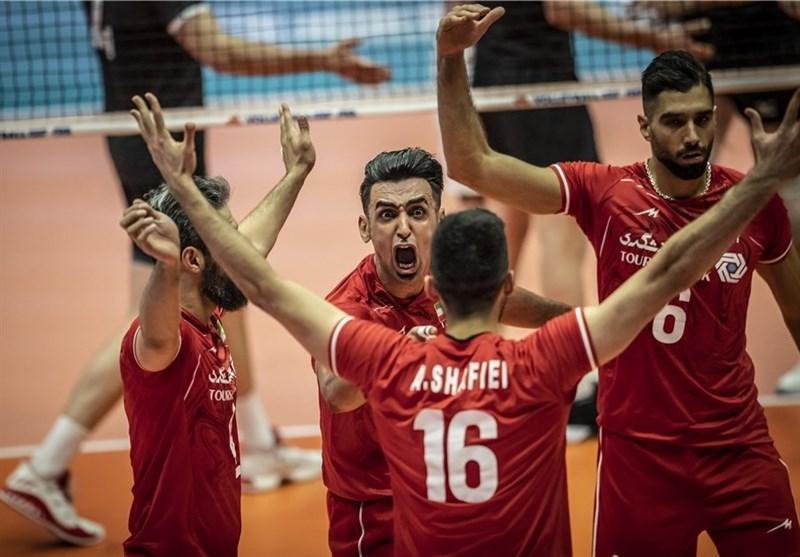 لیگ ملت های والیبال، پیروزی ایران مقابل کانادا در ارومیه، طلسم شکسته شد