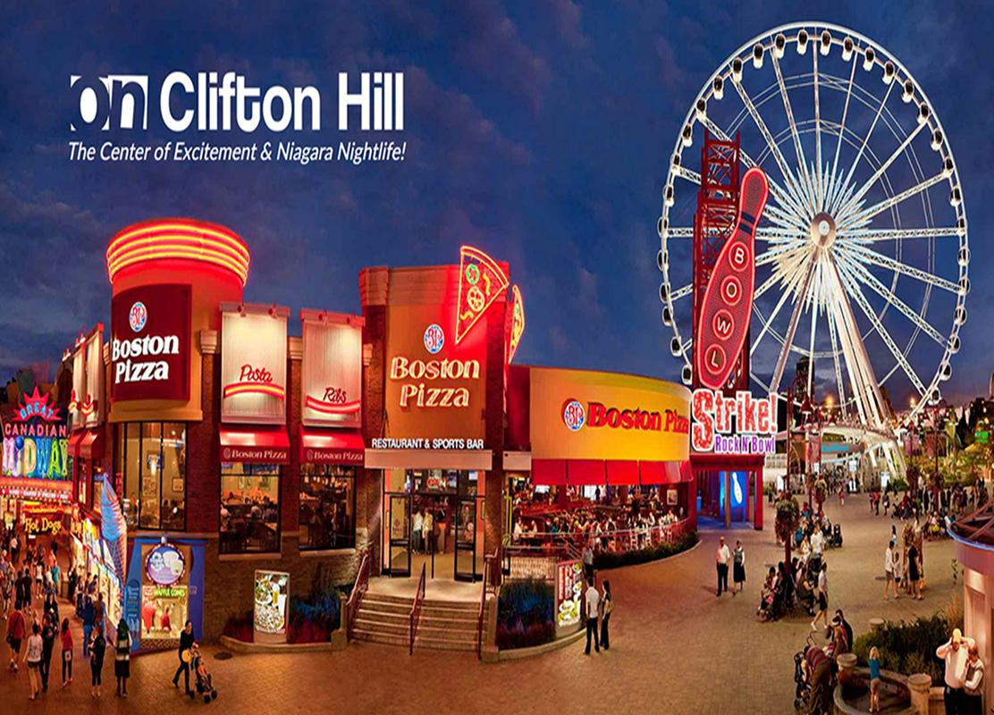 شهر بازی کلیفتون هیل Clifton Hill