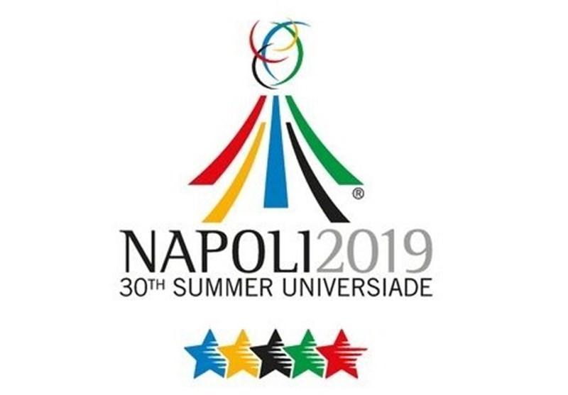 برگزاری مراسم بدرقه کاروان ورزشی دانشجویان به یونیورسیاد 2019 ایتالیا
