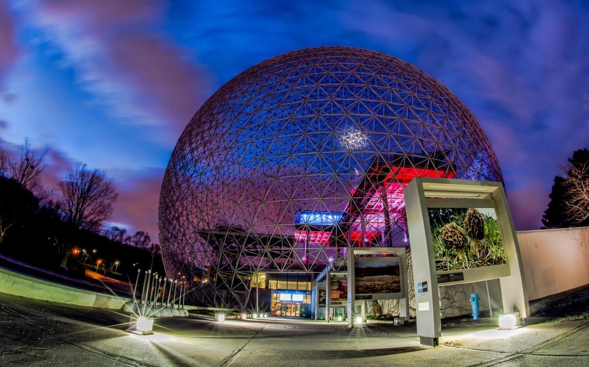 موزه زیست کره مونترال (کانادا)