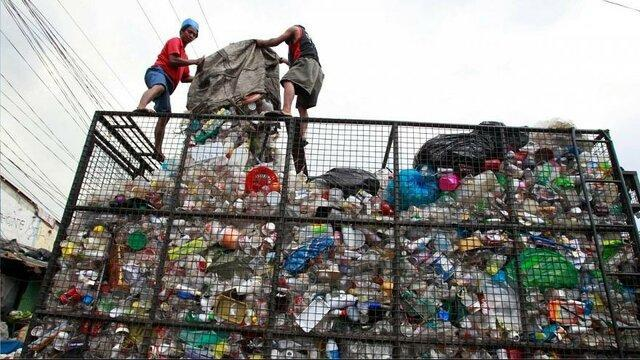 جَنگ زباله بین مانیل و اتاوا آغاز شد