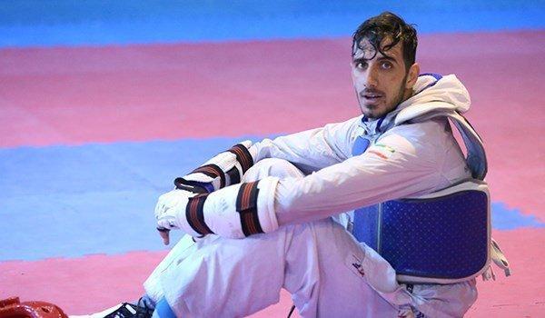 یونیورسیاد 2019 ایتالیا، احمدی: امیدوارم 3 سهمیه المپیک 2020 را بگیریم، در فینال اشتباهاتی داشتم ولی به مبارزه برگشتم