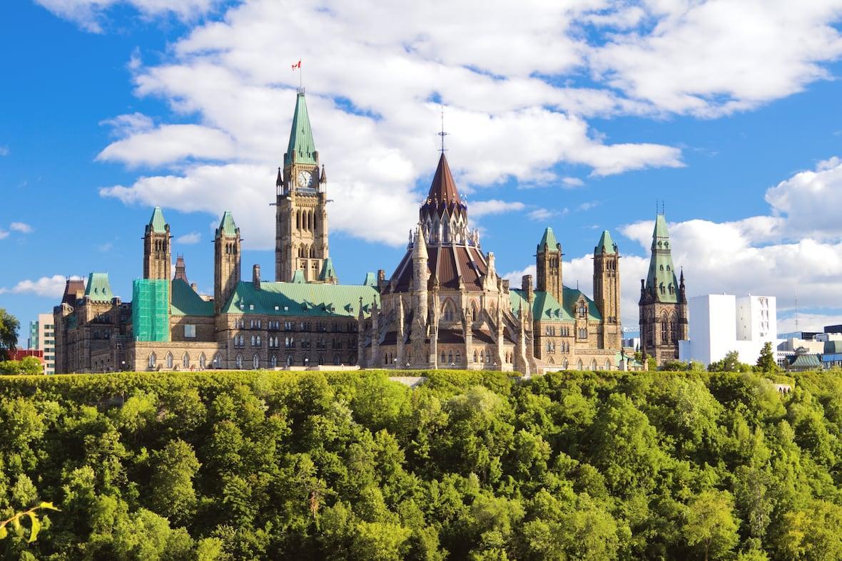 پارلمان هیل اتاوا (کانادا)