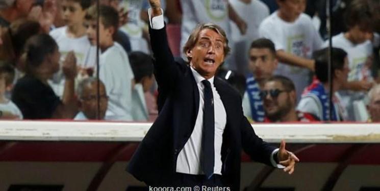 لیست تیم ملی ایتالیا با نظر مانچینی اعلام شد، غیبت دوناروما