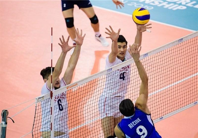 والیبال جوانان دنیا، تاریخ ساز، طلایی و سروقامت مثل جوانان والیبال ایران، شاگردان عطایی از ایتالیا انتقام گرفتند و قهرمان شدند