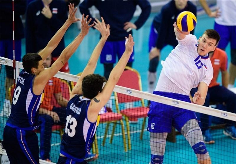 والیبال جوانان دنیا، ایتالیا به فینال رسید