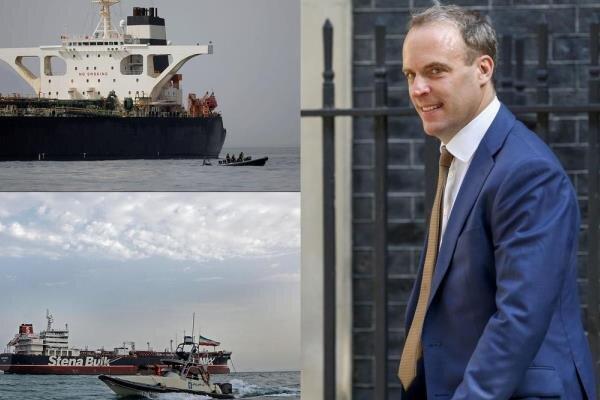 انگلیس کارگزار آمریکا در خلیج فارس، حکایت سهم خواهی اروپا از هرمز