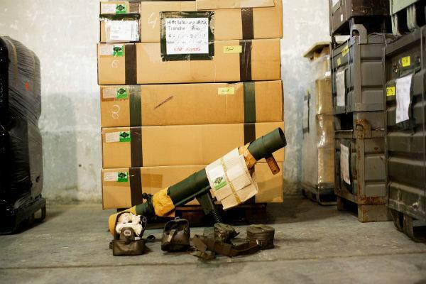 صادرات تسلیحات انگلیس به 14 میلیارد پوند رسید