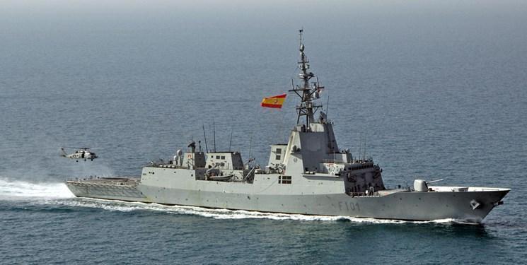 اسپانیا هم رسما درخواست آمریکا برای مشارکت در ائتلاف دریایی را رد کرد