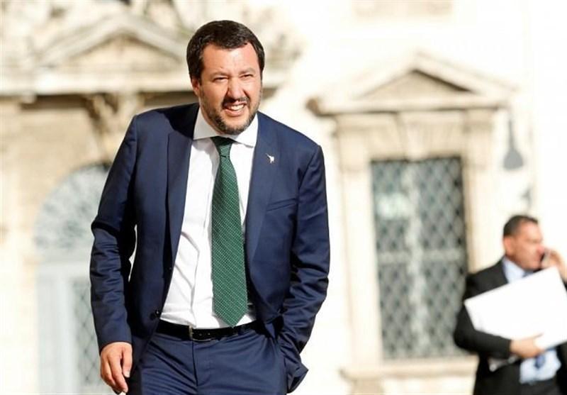 دولتی به رهبری متئو سالوینی در ایتالیا کابوس این روزهای اتحادیه اروپا