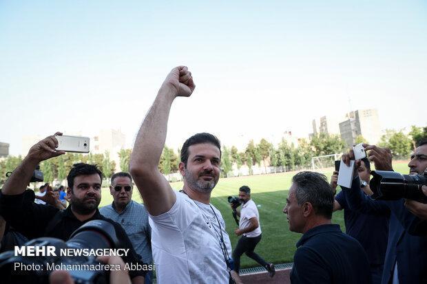 آخرین وضعیت استراماچونی و استقلال، مربی ایتالیایی مُصر به جدایی!