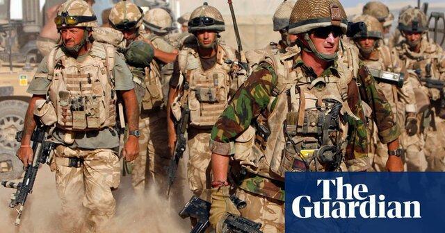 بحران نیرو در یگان های رزمی ارتش انگلیس
