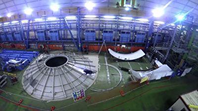 بزرگترین و پیشرفته ترین مرکز تحقیقات زیرزمینی فیزیک هسته ای دنیا در ایتالیا