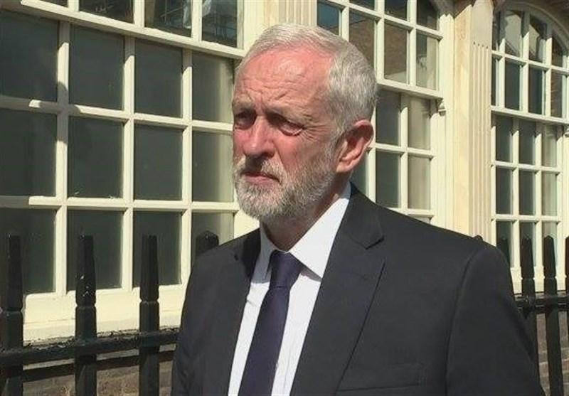 کوشش کوربین برای سرنگونی جانسون از کرسی نخست وزیری انگلیس
