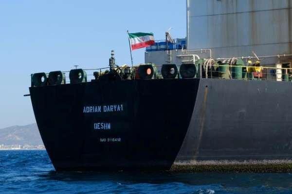 بازگشت خدمه نفتکش انگلیسی به کشورهایشان، آدریان دریا ایرانی است