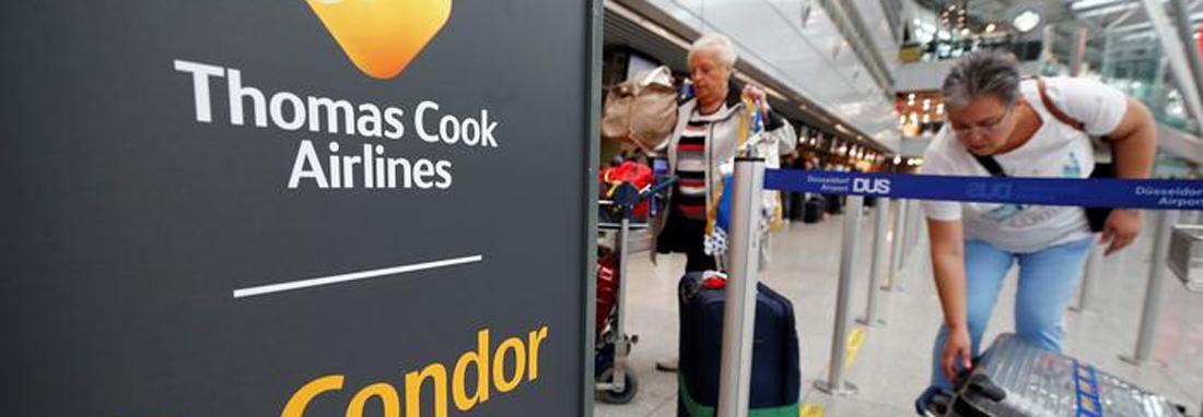 بزرگترین عملیات بازگرداندن انگلیسی ها بعد از جنگ جهانی دوم ، 44 هزار مسافر توماس کوک سرگردان هستند