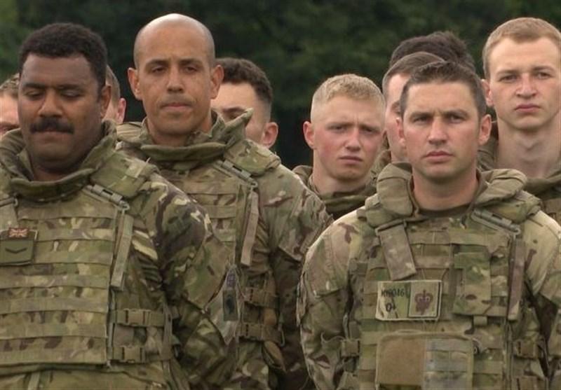اعزام یک گردان از نظامیان انگلیسی به افغانستان