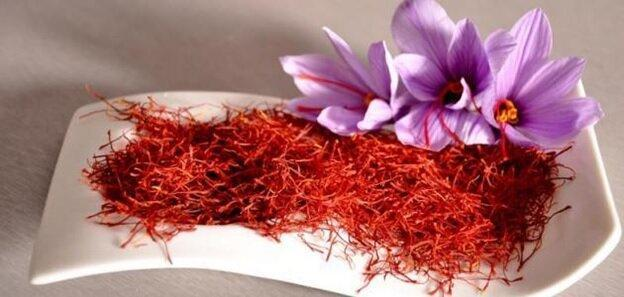 زعفران ایرانی با نام زعفران اسپانیا در جهان صادر می گردد