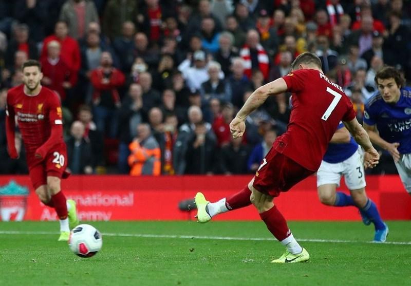 لیگ برتر انگلیس، لیورپول در آخرین دقیقه بازی پیروز شد