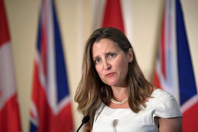 چین خواهان عدم مداخله کانادا در امور هنگ کنگ شد