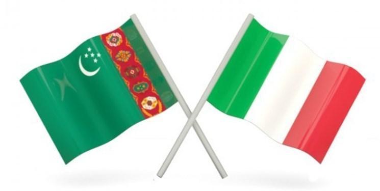 بردی محمداف به ایتالیا سفر می نماید