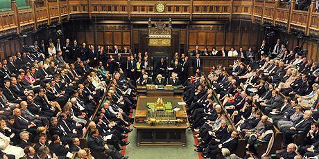 مخالفت مجلس انگلیس با طرح برگزیت دولت