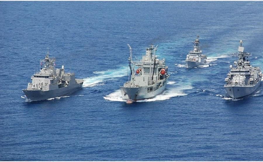 ژاپن به رزمایش انگلیس در اقیانوس هند ملحق شد