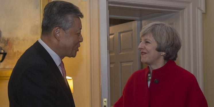 چین: انگلیس در برابر فشارهای آمریکا درباره هواوی ایستادگی کند