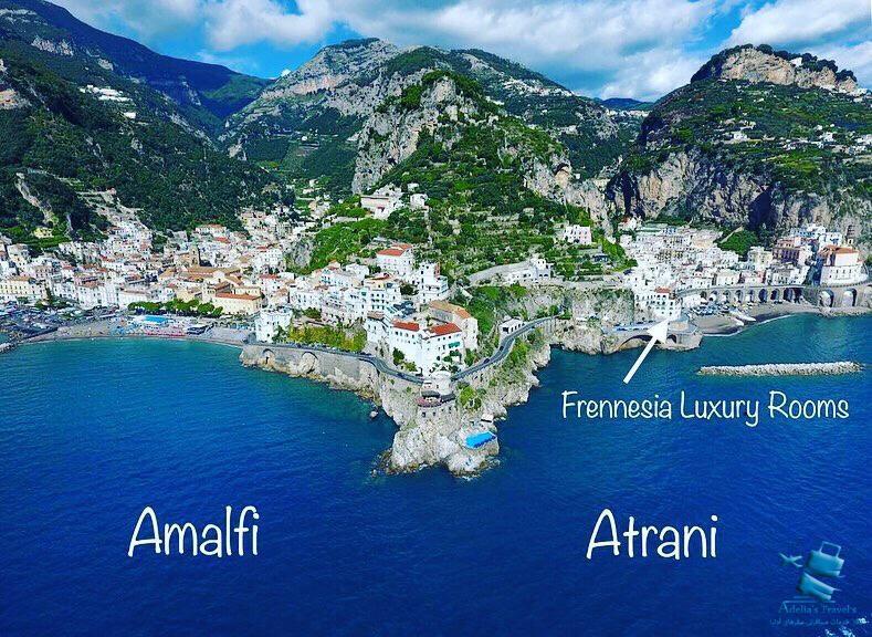 آمالفی ایتالیا (Amalfi)
