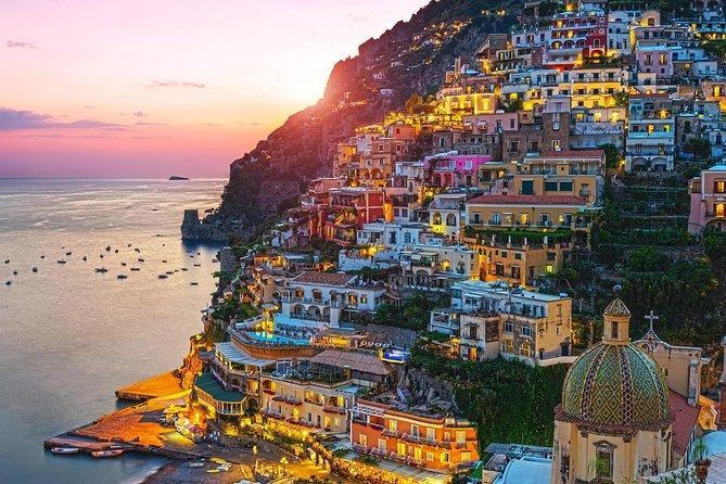 آشنایی با روستای پوزیتانو (Positano)